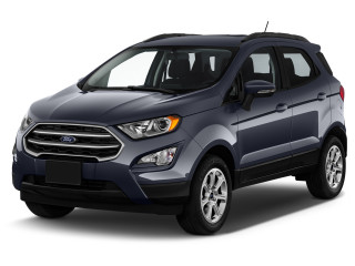 2020 Ford Ecosport Photos