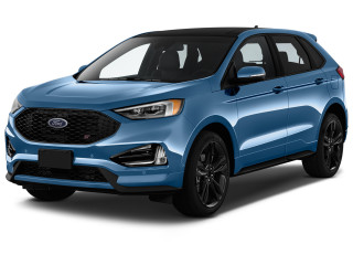 2020 Ford Edge ST AWD Angular Front Exterior View