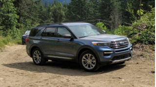 2020 Ford Explorer Limited  -  First Drive  -  Portland OR, June 2019