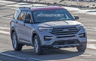 2020 Ford Explorer to be revealed Jan. 9 at Ford Field