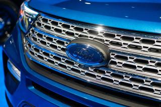 2020 Ford Explorer, 2019 Detroit auto show