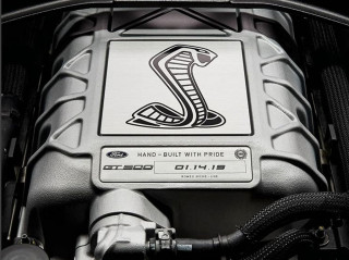 2020 Ford Mustang Shelby GT500's engine teased, sales start fall 2019