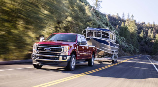2020 Ford F-Series Super Duty revealed: Gasser steps up