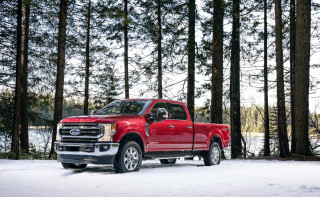 2020 Chevrolet Silverado 2500HD vs Ford Super Duty F-250 ...