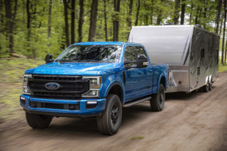 2020 Ford F-Series Super Duty takes top towing title