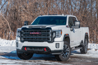 Review update: The 2020 GMC Sierra 2500 AT4 innovates where it counts