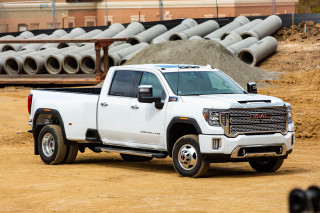 First drive: 2020 GMC Sierra 3500 Denali eclipses its former self