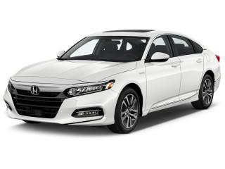 2020 Honda Accord EX Sedan Angular Front Exterior View