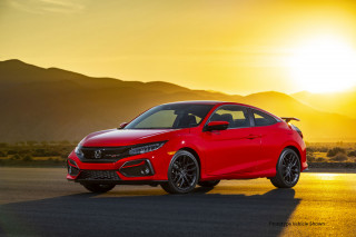 2020 Honda Civic Si gets updated looks, performance tweaks