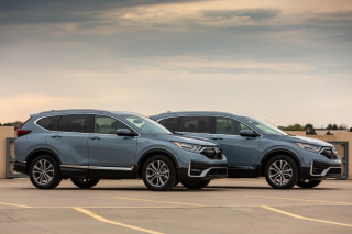 2020 Honda CR-V Hybrid vs. 2020 Honda CR-V