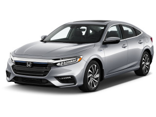 2020 Honda Insight Touring CVT Angular Front Exterior View