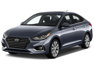 2020 Hyundai Accent Photos