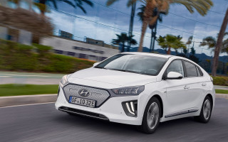 2020 Hyundai Ioniq Electric gets more range and power, faster charging—in Europe