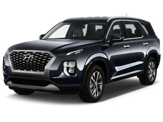 2020 Hyundai Palisade Photos