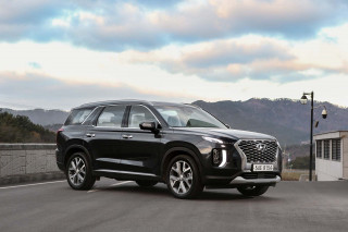 2020 Hyundai Palisade rated at 21 mpg combined