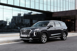 2020 Hyundai Palisade first drive review: Enter Sandman