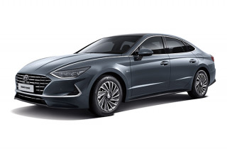 Green machine: 2020 Hyundai Sonata Hybrid debuts with solar roof for better fuel economy