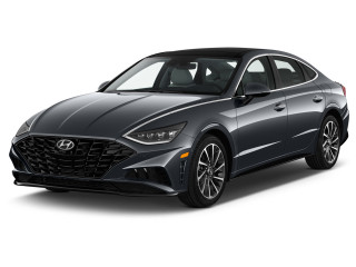 2020 Hyundai Sonata Photos