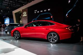 2020 Hyundai Sonata, 2019 New York International Auto Show