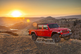 2020 Jeep Gladiator leaked: This is the Wrangler pickup