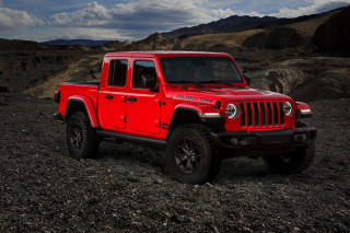 2020 Jeep Gladiator Rubicon Launch Edition