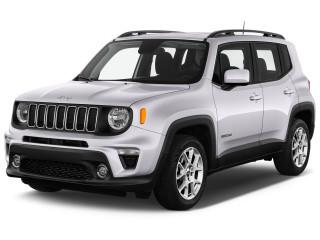 2020 Jeep Renegade Latitude FWD Angular Front Exterior View
