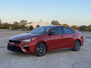 Review update: 2020 Kia Forte GT rocks a sporty value
