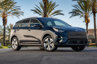 2020 Kia Niro EV Photos