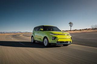 2020 Kia Soul EV rated for 243 miles, improved efficiency