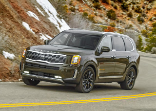 2020 Ford Explorer Vs 2020 Kia Telluride The Car Connection