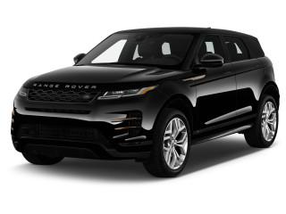 2020 Land Rover Range Rover Evoque Photos