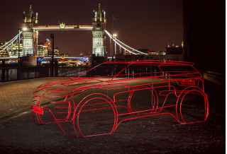2020 Land Rover Range Rover Evoque teased ahead of debut on November 22, 2018