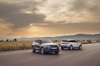 2020 Land Rover Range Rover Evoque first look: Sleek has a sequel