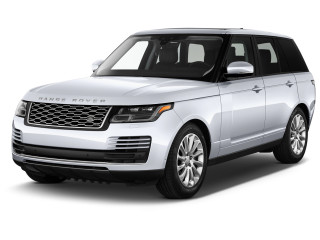 2020 Land Rover Range Rover Photos