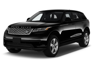 2020 Land Rover Range Rover Velar P340 S Angular Front Exterior View