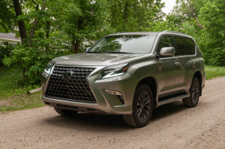 Review update: 2020 Lexus GX 460 SUV carries a decade of baggage