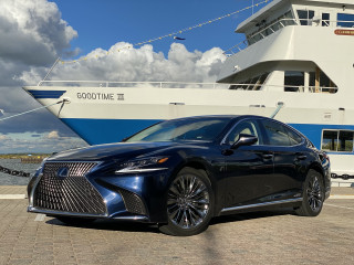 Review update: 2020 Lexus LS makes for the ideal road tripper