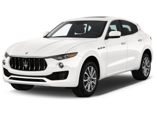 2020 Maserati Levante Photos