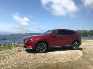 Review update: 2020 Mazda CX-9 Signature straddles the SUV class line