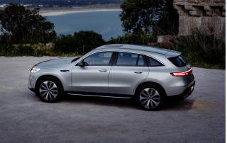 2020 Mercedes-Benz EQC Edition 1886