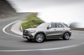 2020 Mercedes-Benz GLE, 2019 Ford F-150, Lexus yacht: This Week's Top Photos