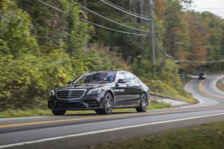 2020 Mercedes-Benz S Class