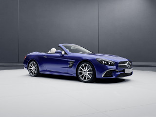 2020 Mercedes-Benz SL Class Photos