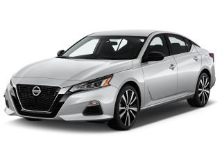 2020 Nissan Altima Photos