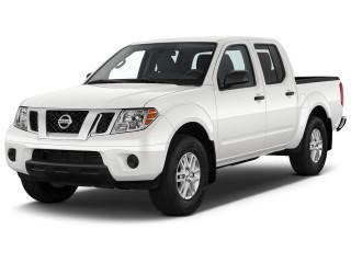 2020 Nissan Frontier Photos