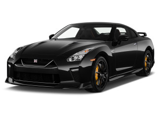 2020 Nissan GT-R Track Edition AWD Angular Front Exterior View