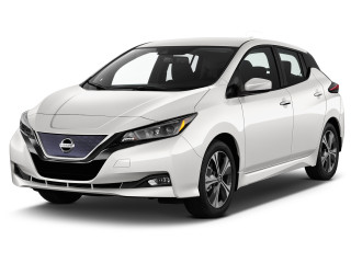 2020 Nissan Leaf Photos