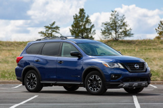 2020 Nissan Pathfinder Photos