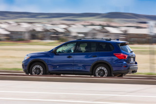 Review update: 2020 Nissan Pathfinder Rock Creek treks into familial, familiar territory