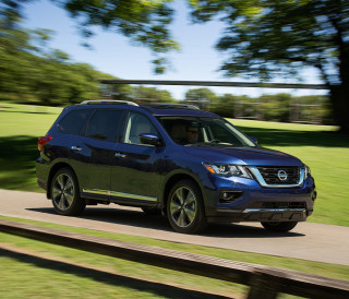 Nissan forges the same path with 2020 Pathfinder
